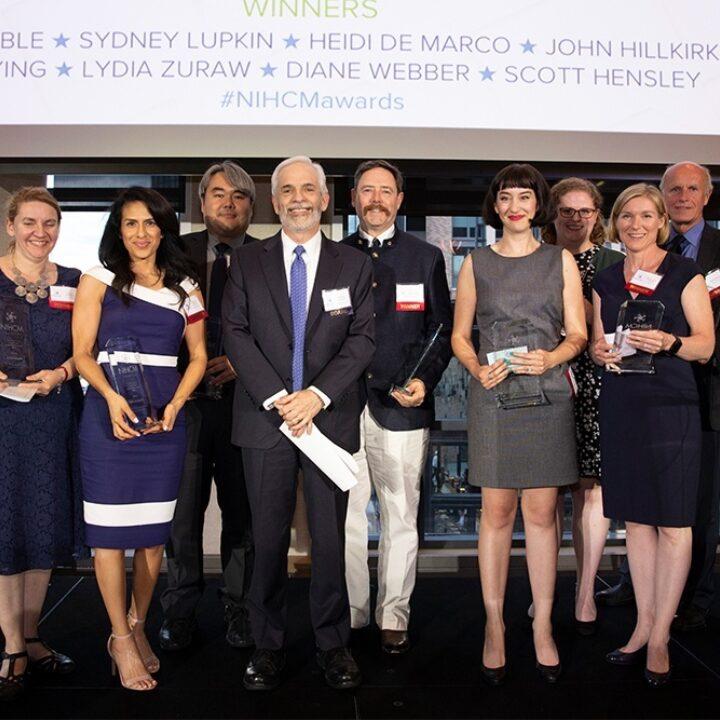 Kaiser Health News Team, Digital Media Award Winner, 2018