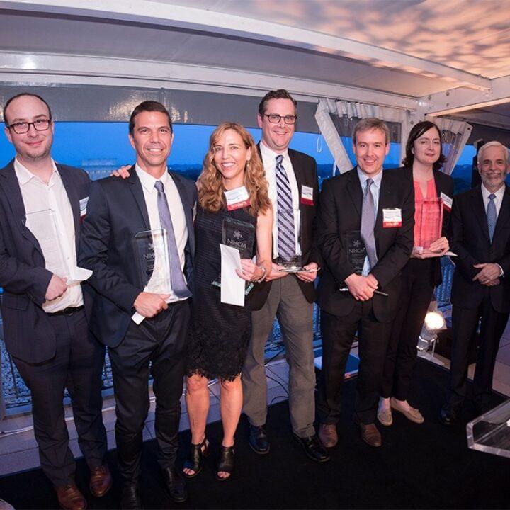 The Wall Street Journal Team, Print Journalism Award Winner, 2017