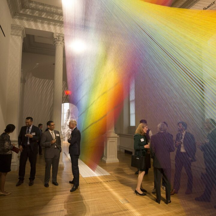 Guests at The Renwick, 2016
